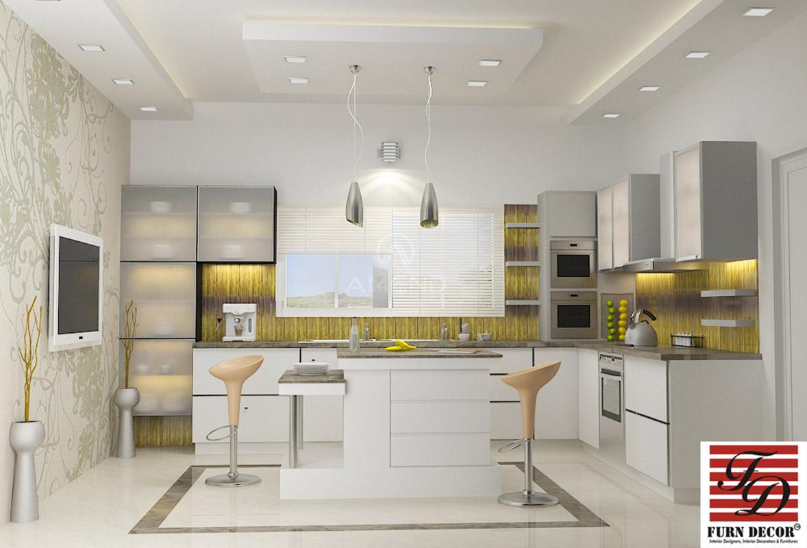 Modular Kitchen - FurnDecor Interior Designers